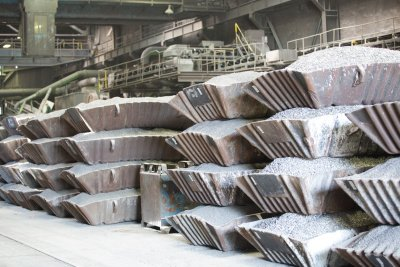 OFZ products storage area