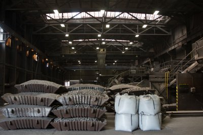 OFZ products storage areav