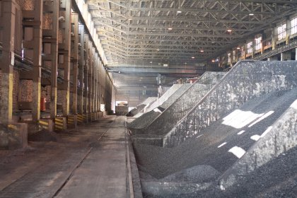 OFZ raw materials hall