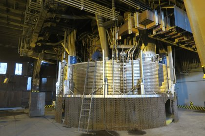 OFZ EAF construction