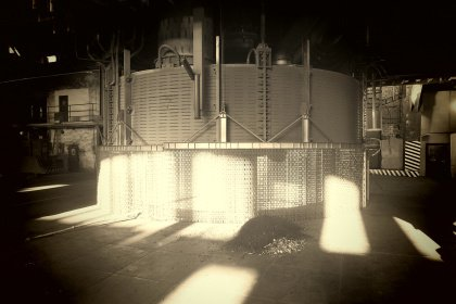 OFZ EAF hot commissioning