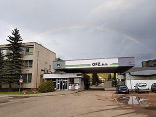 OFZ entrance